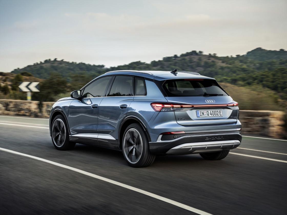 2021 Audi Q4 e-tron  (6)