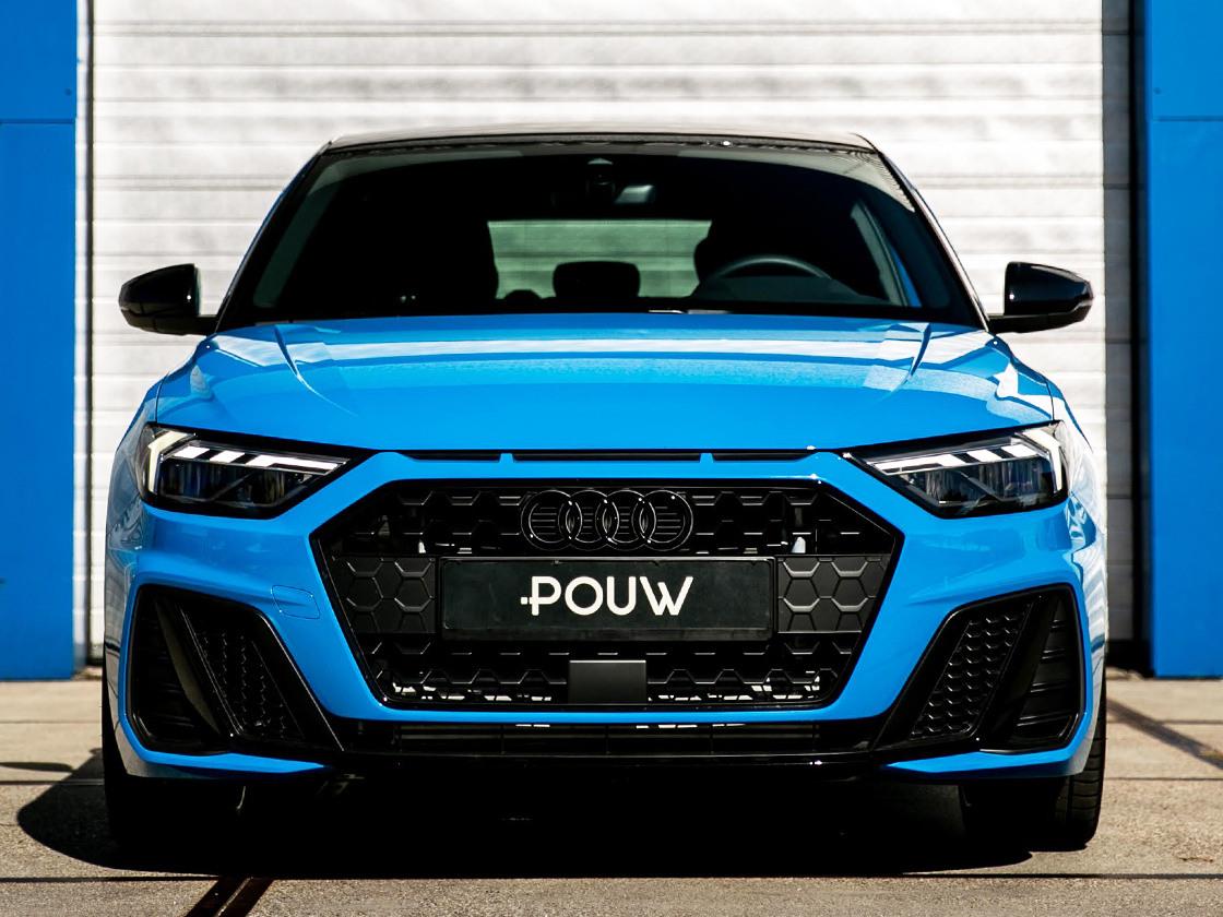 Pouw - Audi A1 Voorkant