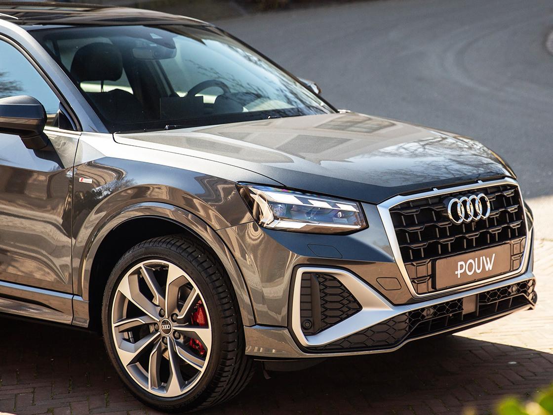 Pouw - Audi Q2 Voorkant