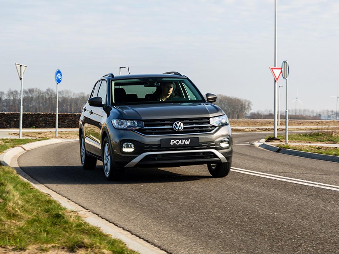 Private lease de Volkswagen T-Cross Easy bij Pouw6