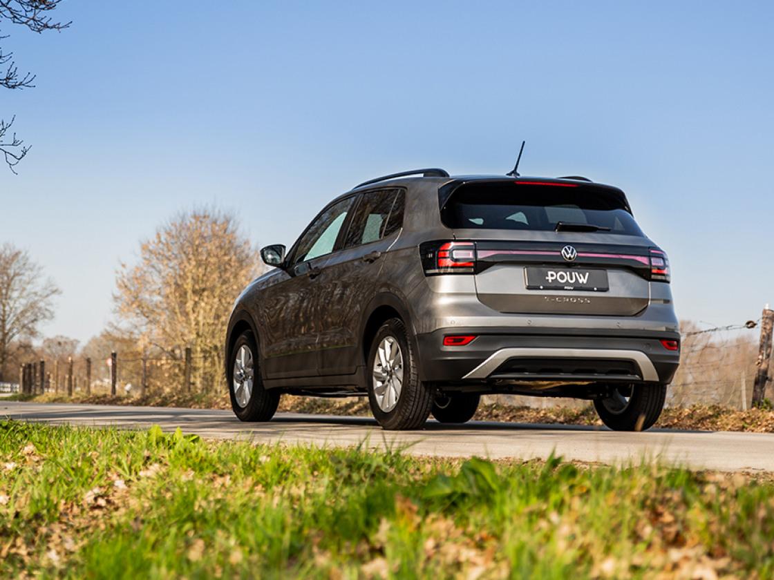 Private lease de Volkswagen T-Cross Easy bij Pouw5
