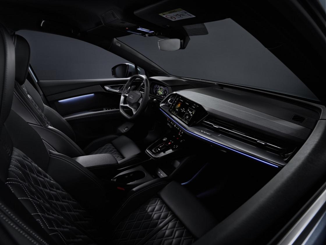 Audi Q4 e-tron interieur (3)
