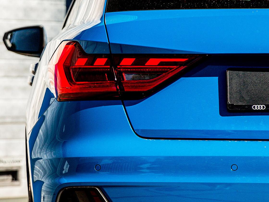 Pouw - Audi A1 Achterlicht