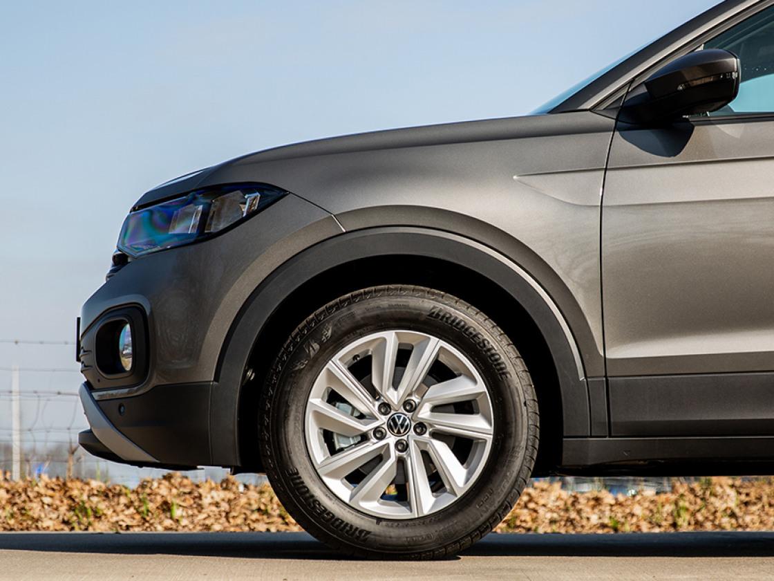 Private lease de Volkswagen T-Cross Easy bij Pouw4