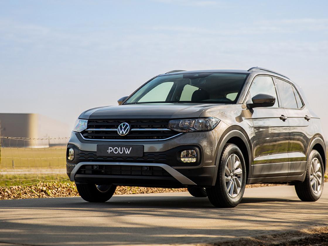 Private lease de Volkswagen T-Cross Easy bij Pouw