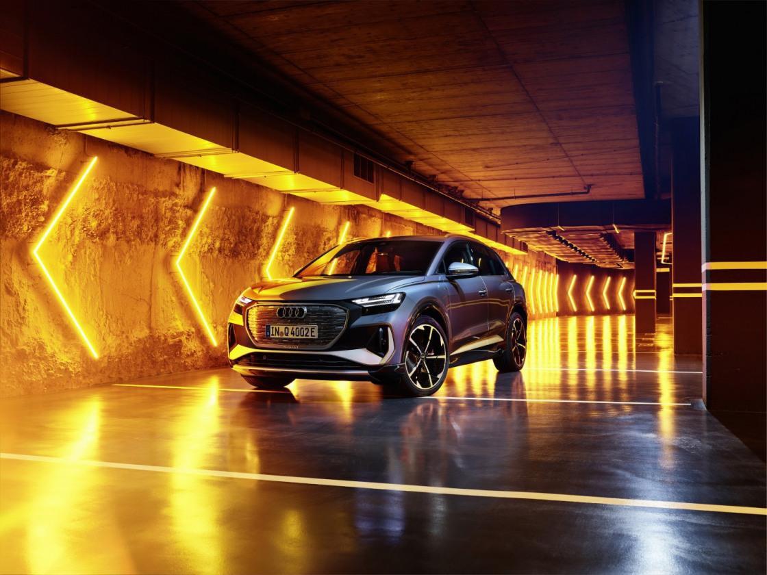 Audi Q4 e-tron bij Pouw  (10)