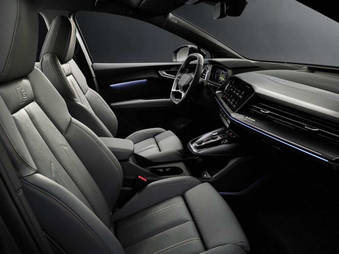 Audi Q4 e-tron interieur (1)