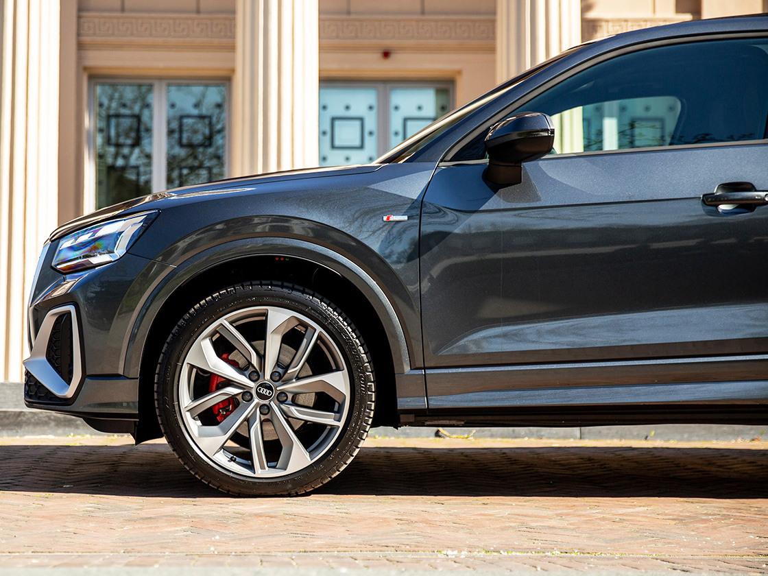 Pouw - Audi Q2 Wiel