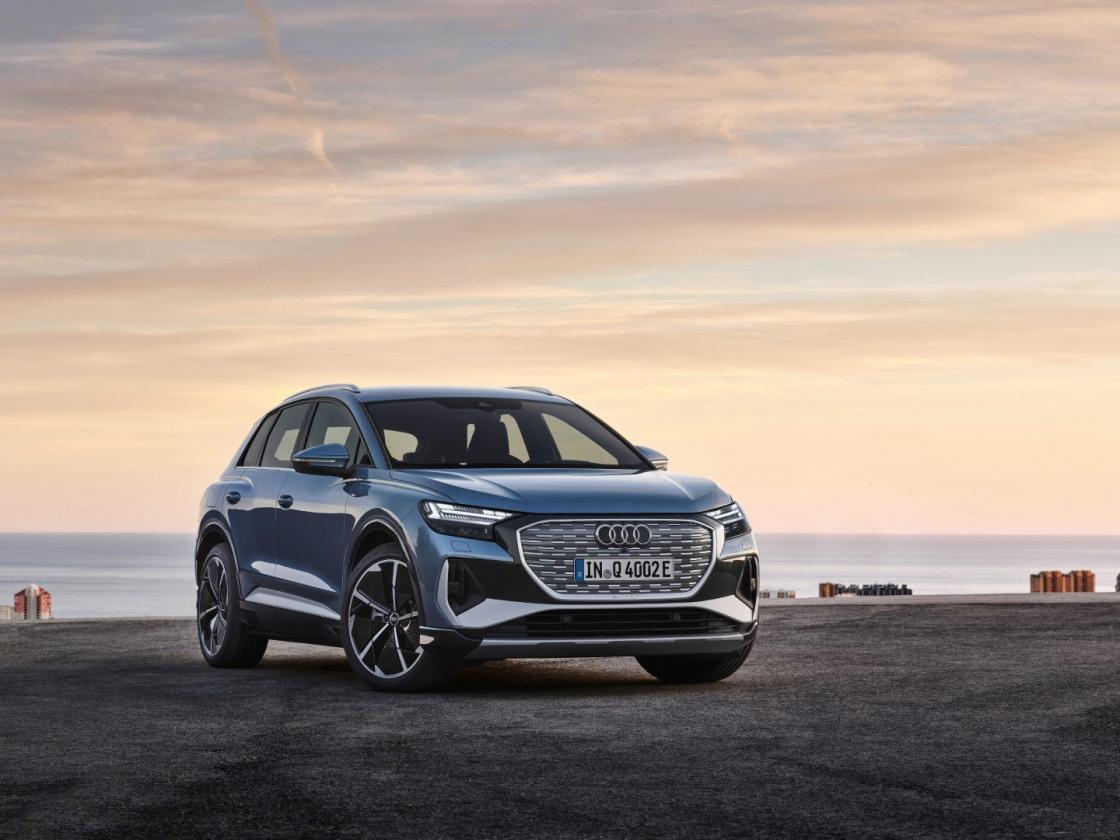 2021 Audi Q4 e-tron  (1)