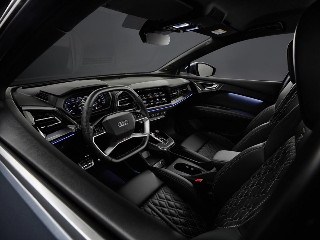 Audi Q4 e-tron interieur (4)