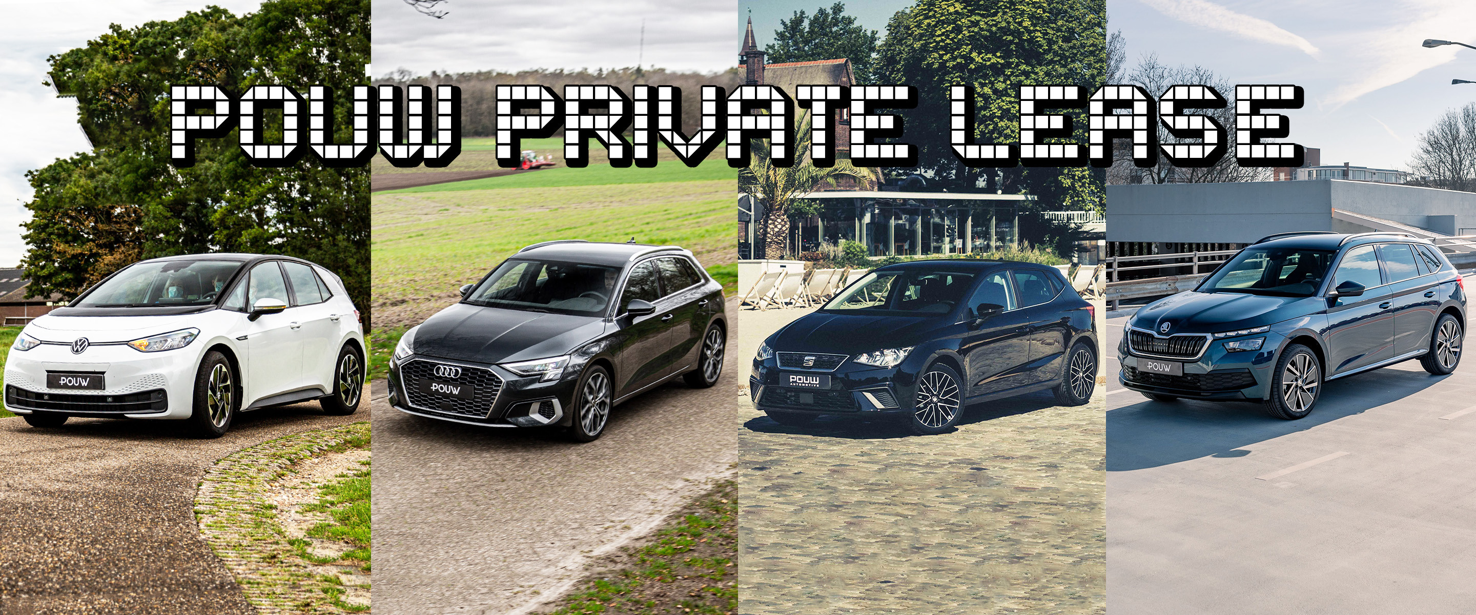 Private lease - Banner algemeen