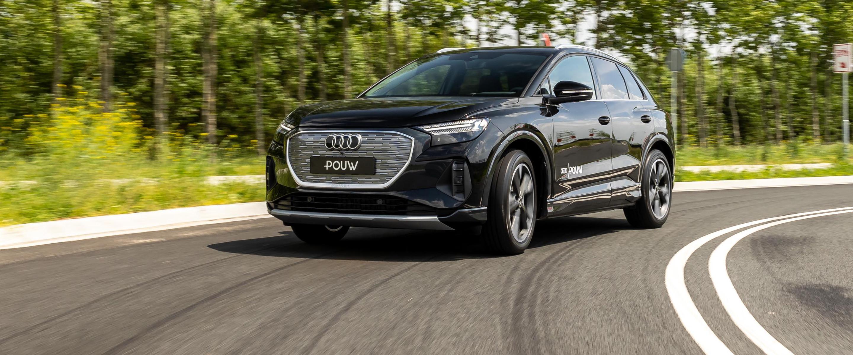 Audi Q4 header