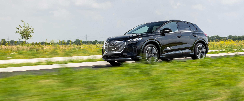 Audi Q4 e-tron bij Pouw