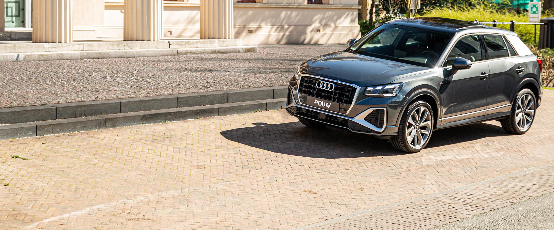 Audi Q2 private lease header
