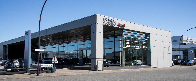 Audi pand pouw harderwijk groot