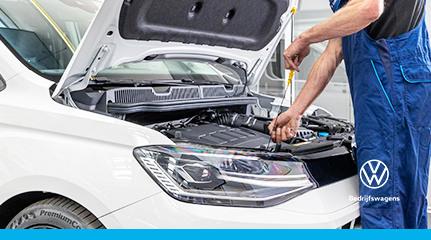 Volkswagen Bedrijfswagens service