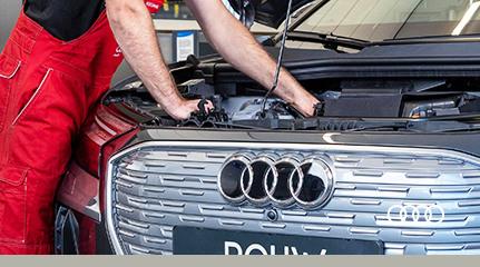 Audi APK bij Pouw
