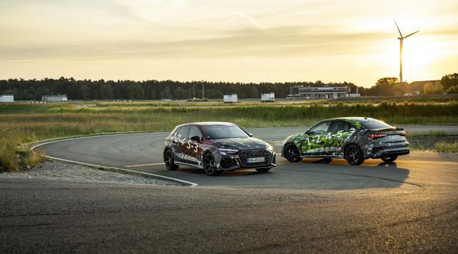Audi RS3 sneak preview (2)