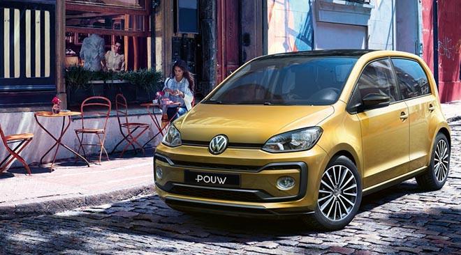 Pouw Volkswagen Up!