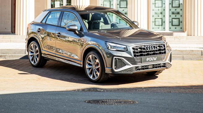 Pouw - Private lease Audi Q2 bij Pouw