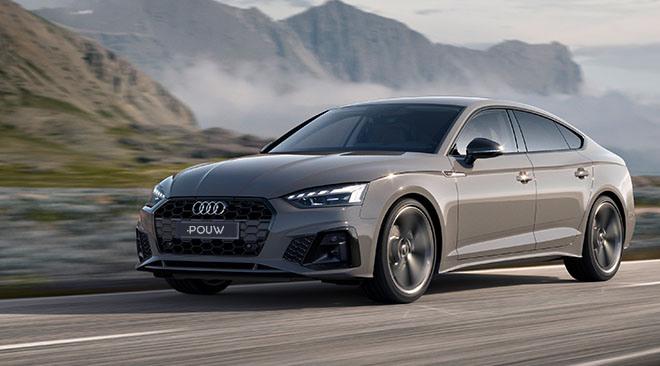 Pouw Audi A5 Sportback Private lease