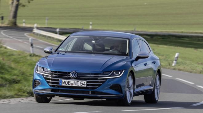 Volkswagen Arteon Shooting Brake Elegance (3)