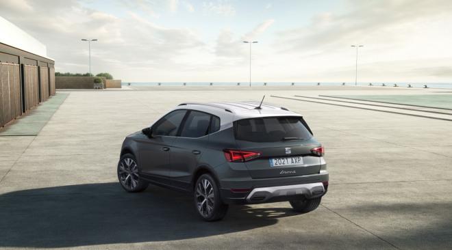 SEAT Arona Facelift 2021 (6)