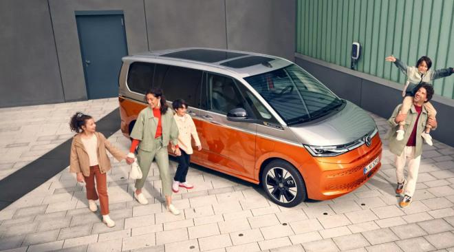 Volkswagen Multivan 2021 (5)