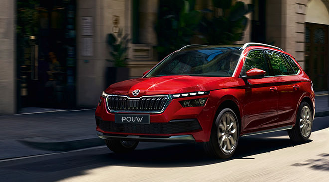Pouw ŠKODA Kamiq Private lease
