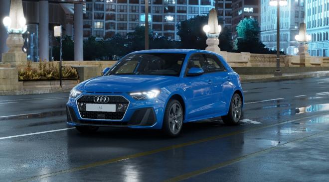 Audi A1 Sportback S edition (1)