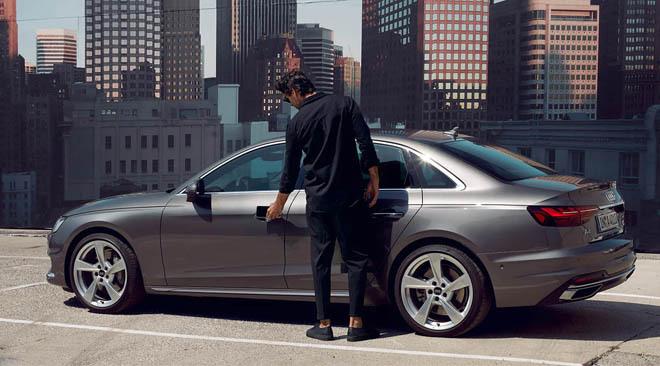 Pouw Audi A4 Limousine