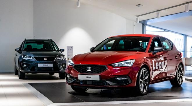 SEAT Leon 2020 showroom (11)
