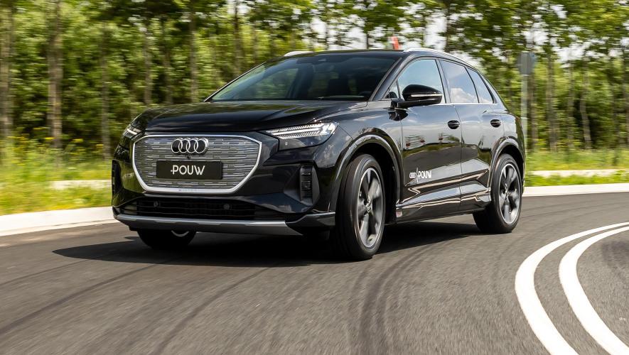 Audi Q4 op voorraad bij Pouw