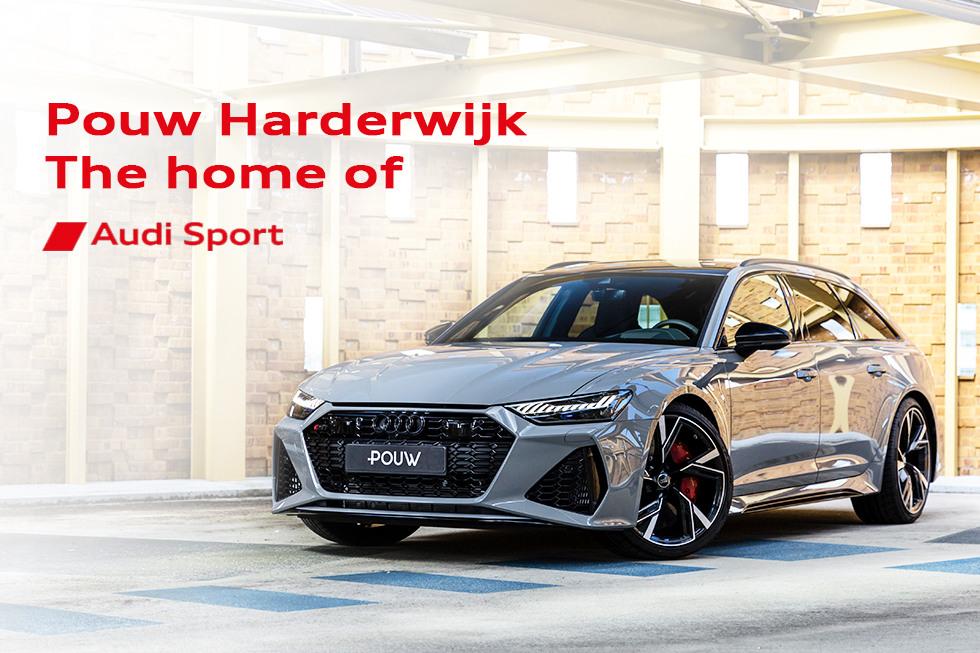 Audi Sport Pouw Harderwijk