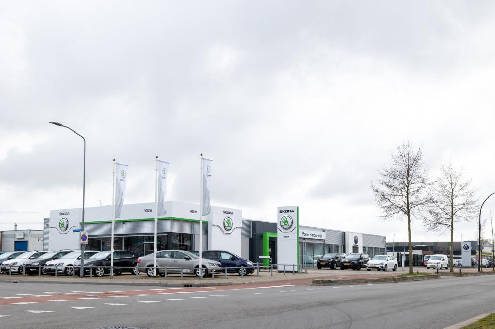 Pouw Harderwijk Occasioncentrum