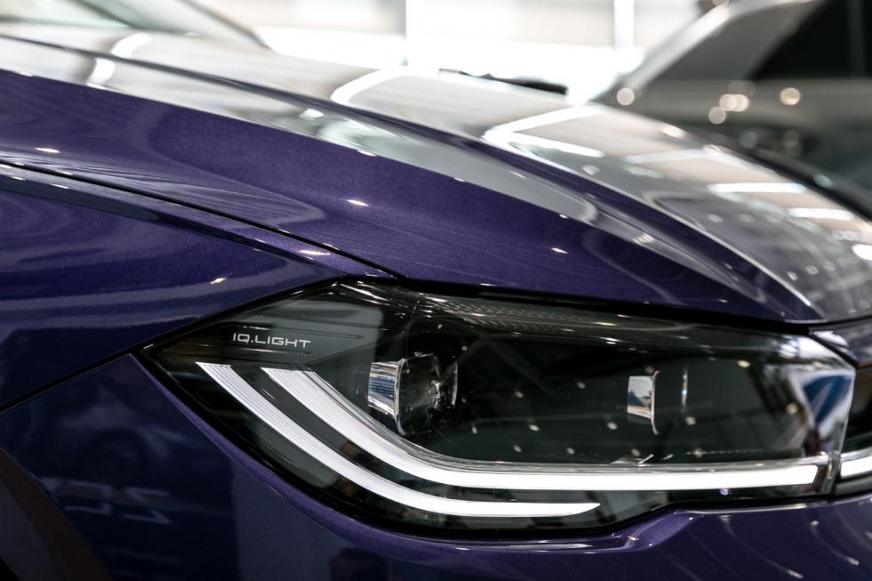 Volkswagen Polo 2022 showroom (2)
