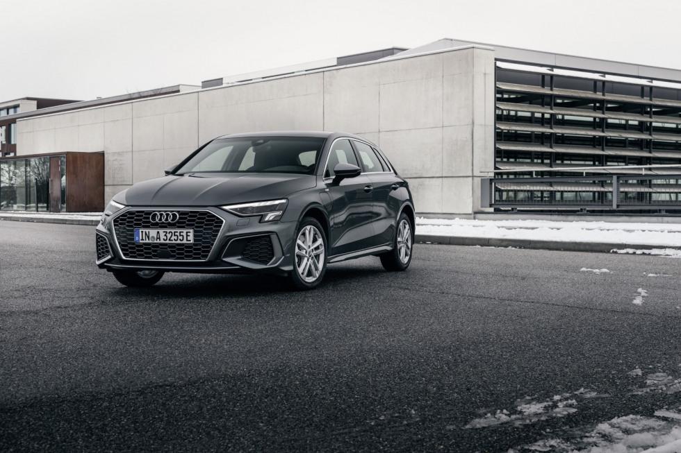 Audi A3 Sportback TFSI e plug-in