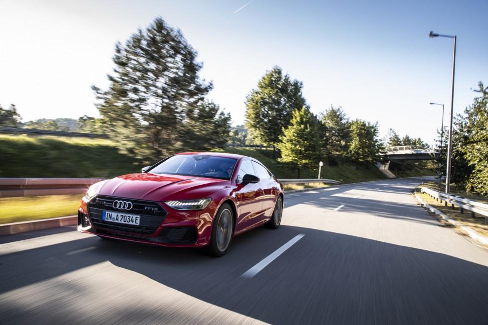 Audi A7 Sportback TFSI e plug-in