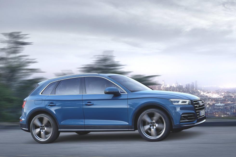 Audi Q5 TFSI e plug-in hybrid