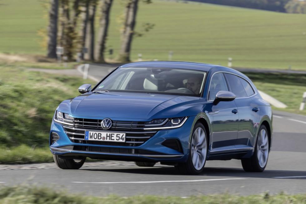 Volkswagen Arteon Shooting Brake Elegance (4)