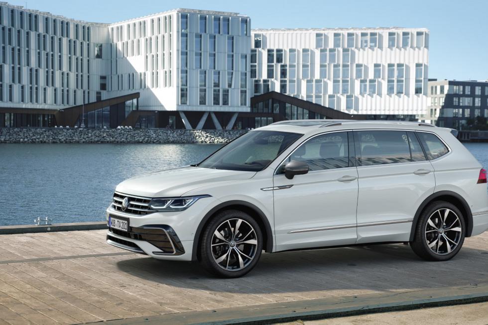 Volkswagen Tiguan Allspace 2021 facelift (1)