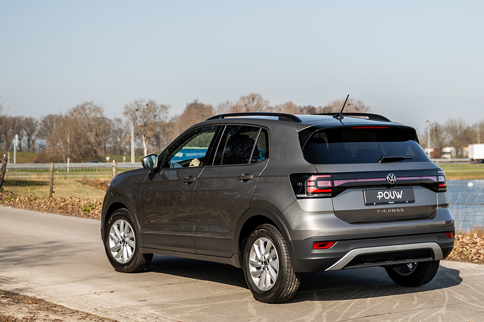 Private lease de Volkswagen T-Cross Easy bij Pouw3