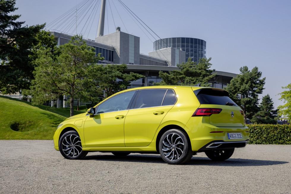 Volkswagen Plug-in hybride (1)