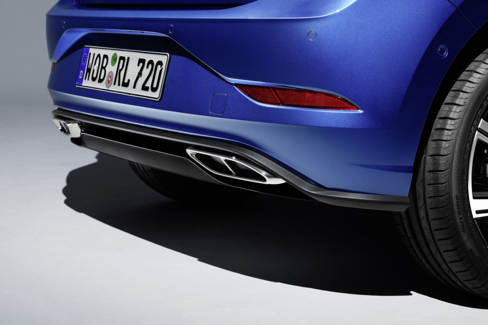 Volkswagen Polo R-Line 2021 facelift (14)