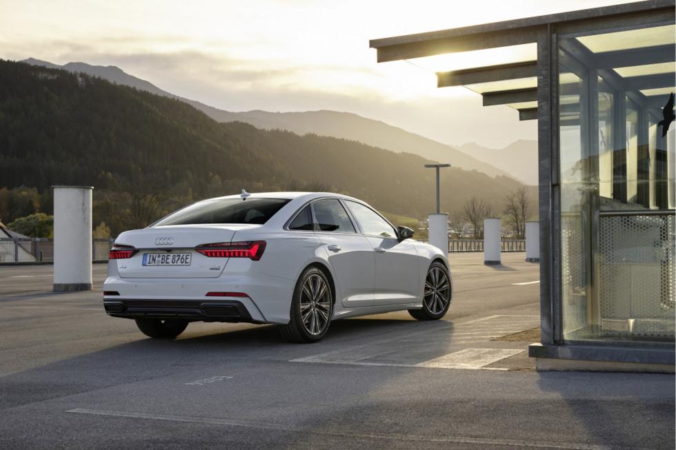 Audi A6 TFSI e plug-in