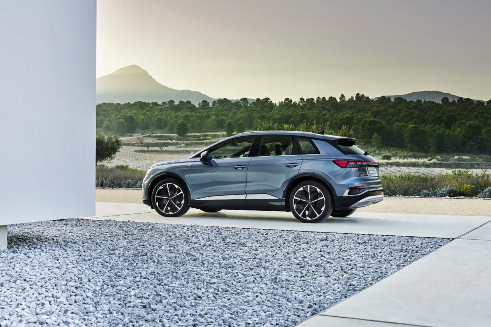 Audi Q4 e-tron nieuw (6)