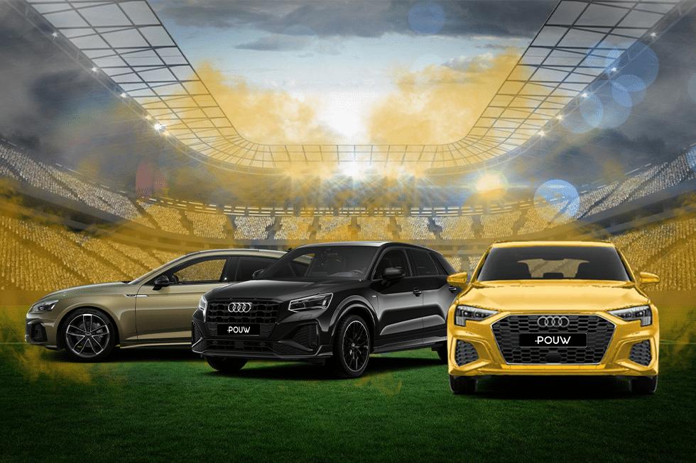 Gouden wissel weken Audi