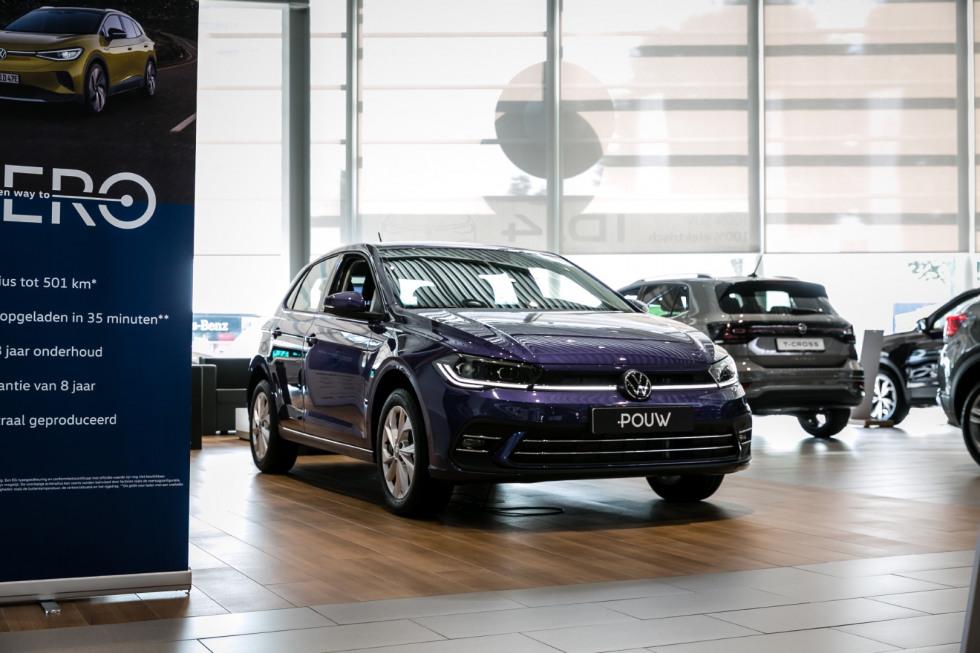 Volkswagen Polo 2022 showroom (5)