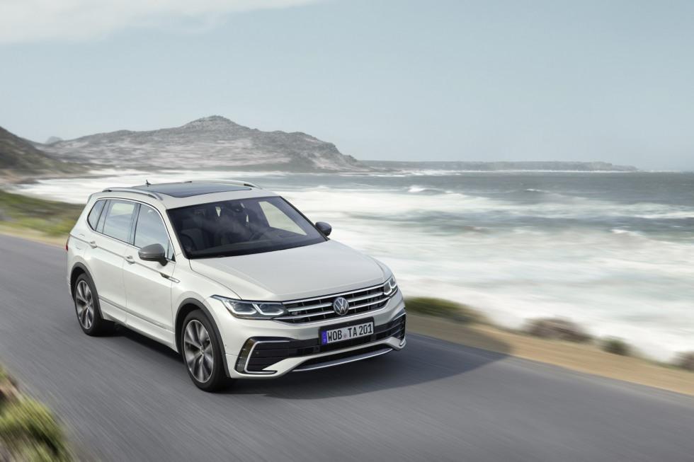 Volkswagen Tiguan Allspace 2021 facelift (18)