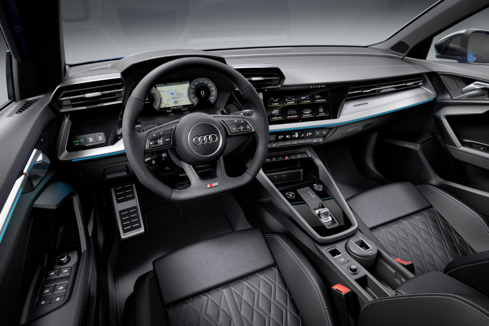 Audi A3 Sportback TFSI-e (2)